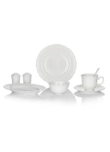 Schafer Schafer 32 Prç.Blanco Kahvaltı Takımı - Byz03 Renkli